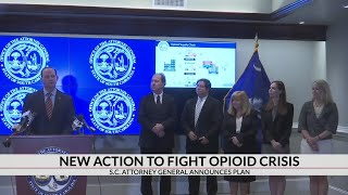 Attorney General files lawsuit against opioid distributors