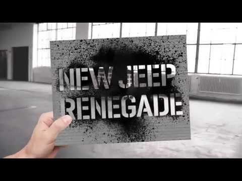 New Jeep® Renegade - Street Art #2