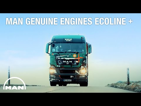 MAN Genuine Engines ecoline+