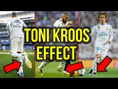 THE TONI KROOS EFFECT - HOW KROOS IS IMPACTING THE FOOTBALL BOOT CHOICES OF REAL MADRID PLAYERS - UCUU3lMXc6iDrQw4eZen8COQ