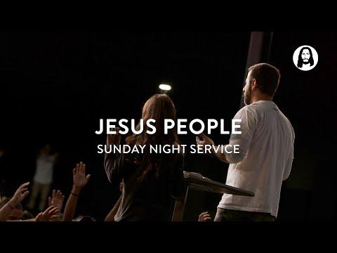 Jesus People  Michael Koulianos  Sunday Night Service
