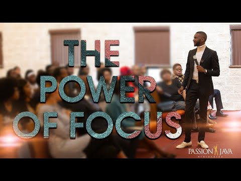 The Power Of Focus !!