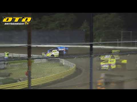 New Egypt Speedway   Modified Feature Highlights   7/10/21 - dirt track racing video image