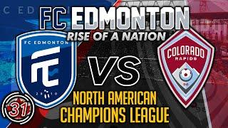 Football Manager 2019 | FC Edmonton #31: CHAMPIONS LEAGUE! #FM19