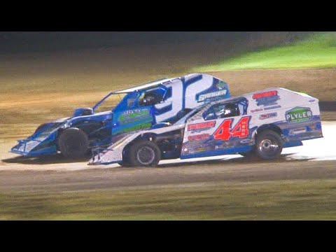 UMP Modified Feature | Eriez Speedway | 6-27-21 - dirt track racing video image