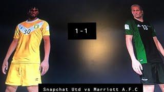 Snapchat United vs Marriott A.F.C