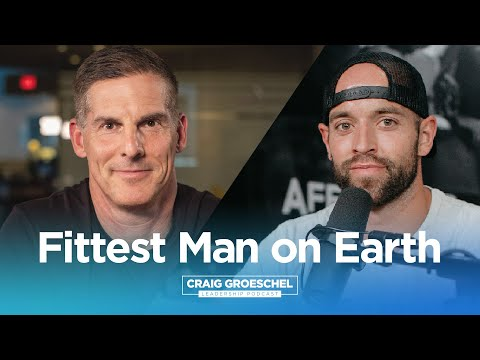 Q&A With CrossFit Champion Rich Froning - Craig Groeschel Leadership Podcast