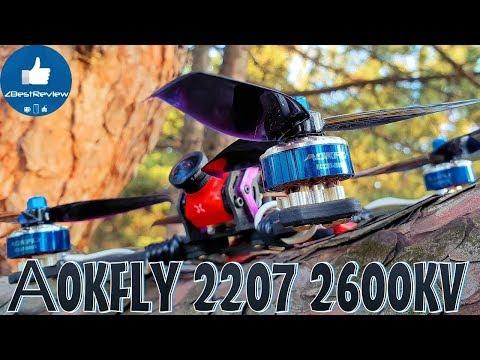 ✔ Новые FPV Моторы АOKFLY 2207 2600KV, 12.5$ ! - UClNIy0huKTliO9scb3s6YhQ