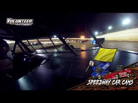 #7J Arron Jones - Sportsman - 9-24-21 Volunteer Speedway - In-Car Camera - dirt track racing video image
