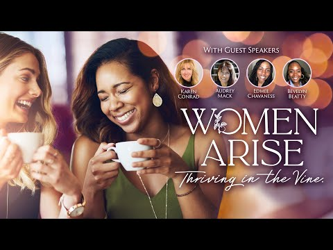 Women Arise 2020: Day 3, Afternoon Session