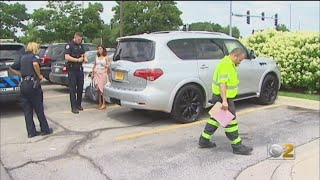 Child Accidentally Trapped In Car