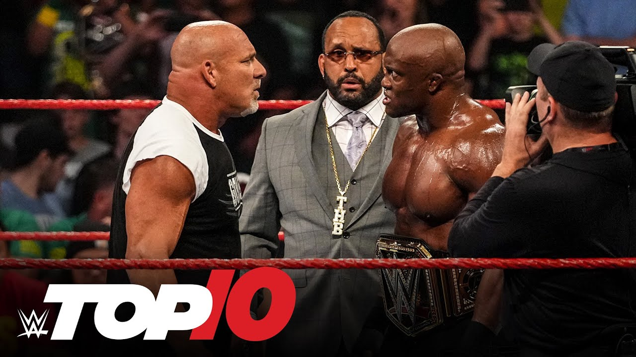 Top 10 Raw moments: WWE Top 10, July 19, 2021