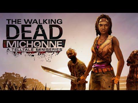 The Walking Dead: MICHONNE Episode 1: In too Deep #1 Telltale Miniseries Walkthrough - UCWVuy4NPohItH9-Gr7e8wqw