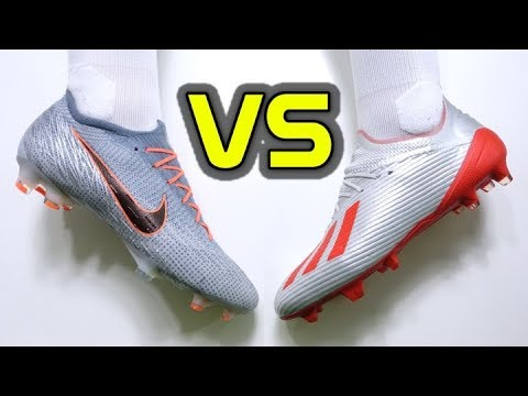 WHICH ONE IS THE BEST SPEED BOOT? - NIKE MERCURIAL VAPOR 12 ELITE vs ADIDAS X 19.1 - UCUU3lMXc6iDrQw4eZen8COQ