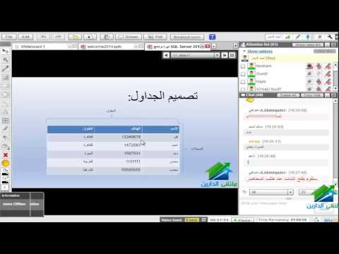 Learning SQL Server 2012 | Aldarayn Academy | Lec 1