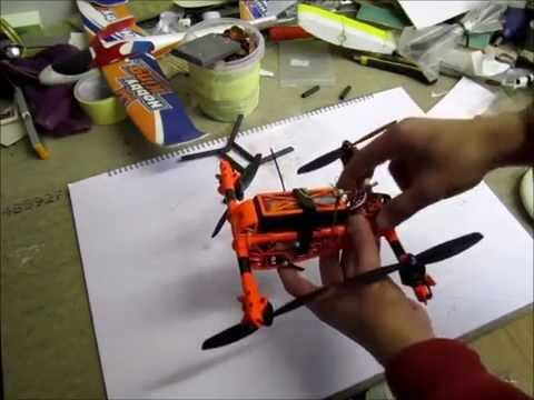 DIY miniquad V5. Build overview and maiden. - UCx06H2X323KN4dY2onDAZVg