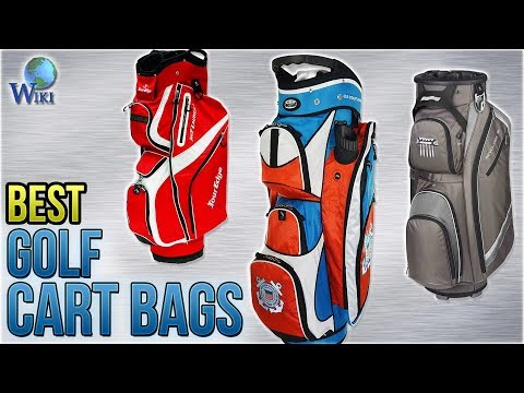 10 Best Golf Cart Bags 2018 - UCXAHpX2xDhmjqtA-ANgsGmw