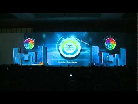 Stage 3D Video Mapping, Product Launching - IBM Co - UCKy1dAqELo0zrOtPkf0eTMw