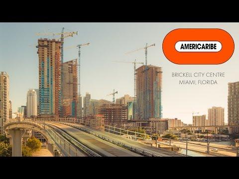 """Americaribe   """"Brickell City centre""""   Miami, Florida"""