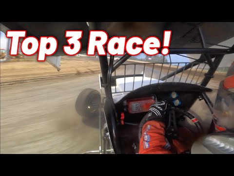 Tanner Holmes Exciting Race To The Front At Willamette Speedway! (Oregon Speedweek) - dirt track racing video image