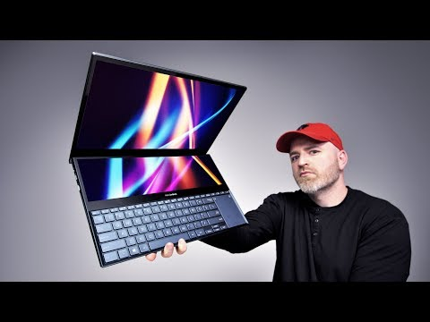 The Incredible Dual Screen Laptop Is Here - UCsTcErHg8oDvUnTzoqsYeNw