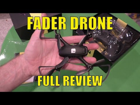 FADER DRONE REVIEW - Easy to Fly, Camera Quadcopter with FPV - UCG20rXlEUWfFI1p2B5n3akg