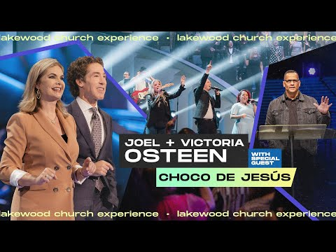 Joel Osteen, Lisa Osteen Comes, & Chaco De Jsus