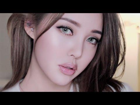 Ash Glow Makeup (With sub) 애쉬 글로우 메이크업 - UCT-_4GqC-yLY1xtTHhwY0hA