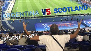 GREATEST COMEBACK IN WOMEN'S WORLD CUP!! (ARGENTINA VS SCOTLAND)