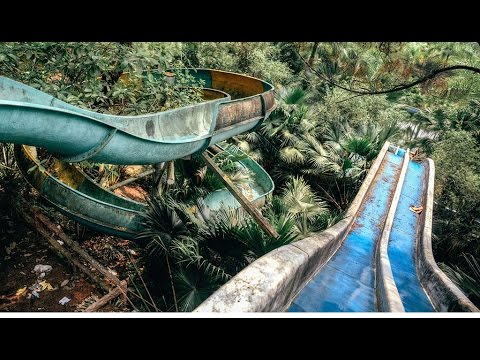 Shutting down Central VietNam water park