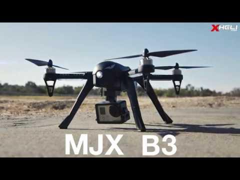 MJX B3 Bugs Brushless Quadcopter - UCH6MbLEKxUPKK3y2uBreqDA