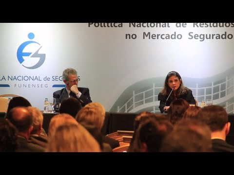 Imagem post: Seminário Política Nacional de Resíduos Sólidos no Mercado Segurador/RJ