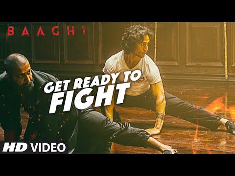 Get Ready To Fight Lyrics - Baaghi   Benny Dayal   Siddharth Basrur