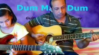 Dum Maro Dum Guitar Cover - mnm8 , Pop