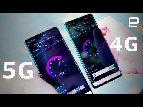 Samsung Galaxy S10 5G vs. Galaxy S10 - UC-6OW5aJYBFM33zXQlBKPNA