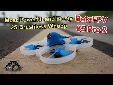 BetaFPV 85 Pro 2 The Best 2S FPV Whoop of the Year Drone Flight Review - UCsFctXdFnbeoKpLefdEloEQ