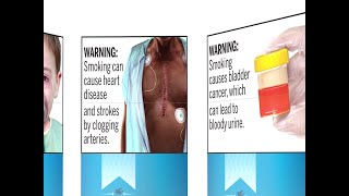 FDA wants to add graphic cigarette warning labels