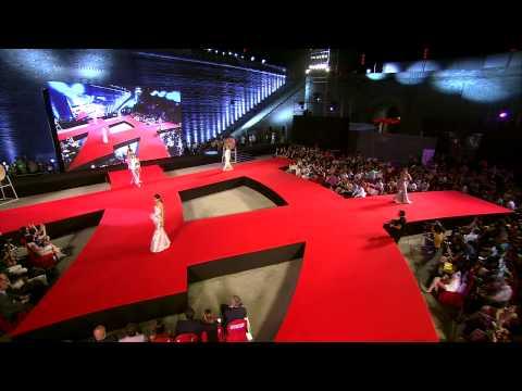 Xi'an fashion show 2013
