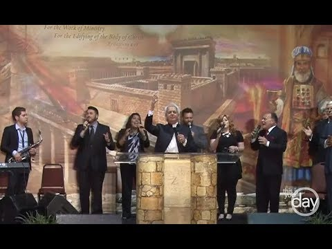 Jesus Saves, Heals and Delivers Today - A special sermon from Benny Hinn