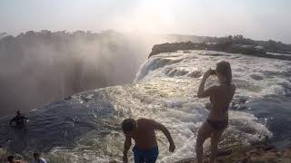 Zambia - The Devil's Pool