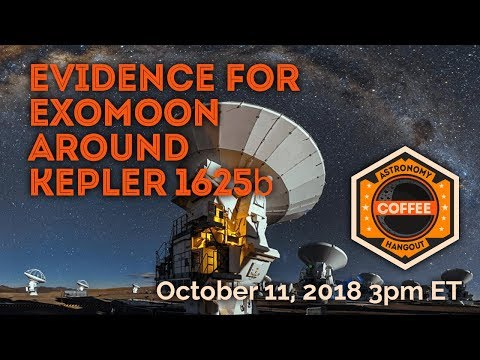 New Evidence for a Large Exomoon around Kepler-1625b - UCQkLvACGWo8IlY1-WKfPp6g