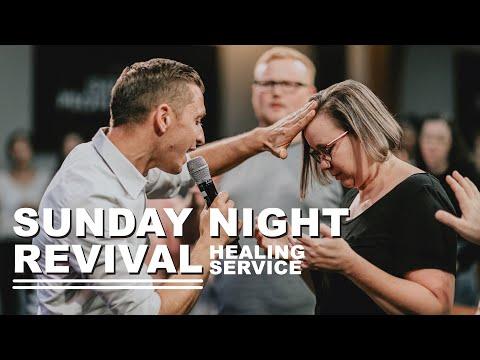 #SundayNightRevival 10.04.20  Healing Service - Ivan Semenyuk