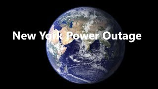Breaking News- New York City Power Outage !