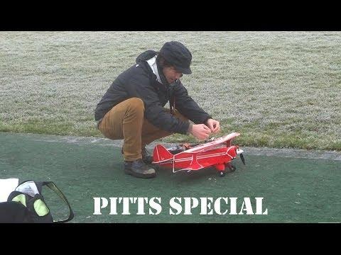 Pitts Special maiden flight for the PK design - UCArUHW6JejplPvXW39ua-hQ
