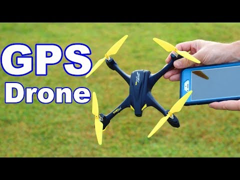 World's Cheapest GPS FPV Camera Drone - HUBSAN H507A - TheRcSaylors - UCYWhRC3xtD_acDIZdr53huA