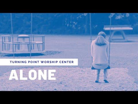 Alone :: Brunswick Campus Pastor Gladwin Harper