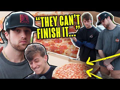 Pizza Boys  Hoodie Boys  Elevation YTH