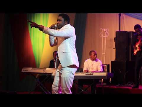 Jesus promised - Jimmy D Psalmist. LIVE