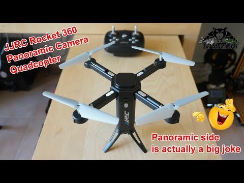 JJRC H51 Rocket 360 WIFI FPV With 720P HD Camera Altitude Hold Mode RC Drone Quadcopter - UCsFctXdFnbeoKpLefdEloEQ