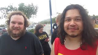Fans from Jacksonville, Maryland, Ohio, Orlando, South Carolina talk AEW before Fight for the Fallen